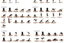 Hatha yoga / Asanas to learn.