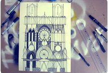 LA CITÉE DES SACRES / #cathedral #religion