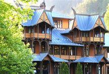 Исторические рестораны и отели