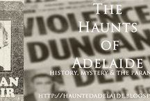 The Haunts Of Adelaide
