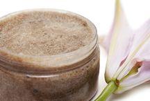 Body Scrubs / Natural & Fragrance Body Scrubs for Exfoliation & Moisturizing.