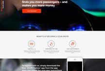Web Mockup Designs