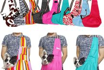 Doggie Accessories / It's always fun to accessorize our pets. Here are some great ideas to help expand your dog's wardrobe.