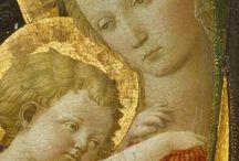 Lippi Filippo / Storia dell'Arte Pittura 15° sec. Filippo Lippi 1406-1469