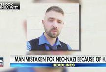 Anti-Fascist Stabs Innocent Man Over 'Neo-Nazi' Haircut