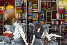All things Books / by Tris Prior