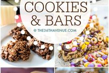 No bake cookies bars ❤️