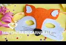 Crafts: Carnevale/Halloween