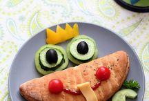 breakfast for Benji :)