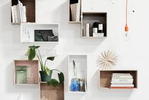 Work_Go Cubic / small space living storage scandinavian interior