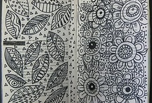Doodling / by Charon Mouritsen