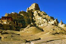 Tibetische Städte & Bezirke / Lernen Sie die sehenswerten tibetischen Regionen durch Stöbern unseres Tibet Reiseführers kennen!