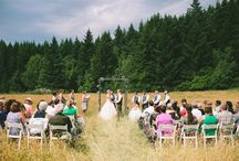 Gorge-ous Weddings at Wind Mountain Ranch