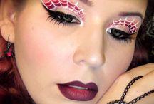 kontak en makeup