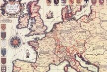 Mapas y Cartografía / Mapas y cartografía de la época