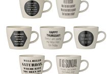Kubki / coffee mugs, cups