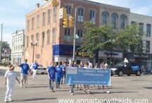 Annual Ann Arbor Events / Reviews of events that happen annually in the Ann Arbor area