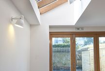 timber house extension