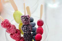 Fruits soda