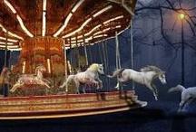 Carousels/Ferris Wheels/Etc / by Nikki Thomas