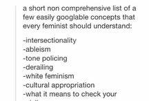 Feminism ✊✊✊✊✊✊