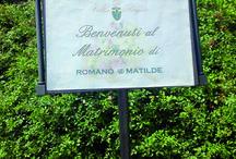 Matilde&Romano / Matrimonio Civile in Villa