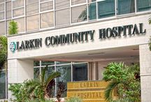 LCH Campus / Larkin Community Hospital is located at 7031 Southwest 62nd Avenue in South Miami, Florida.