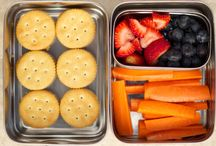 WHAT TO EAT | School lunch & snacks