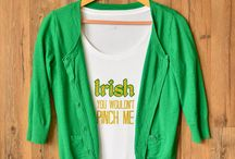 St. Patrick's Day HTV Ideas