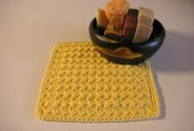 Knit/crochet Dishcloth's, Potholder's, etc. .