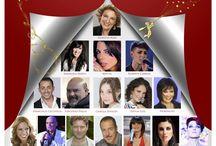 Eventi / Appuntamenti organizzati in salone ed eventi che vedono coinvolto l'ArTeam Toni Pellegrino