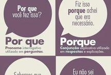 Regras de Português