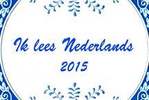 Ik lees Nederlands / De uitdaging 'Ik lees Nederlands' heeft als doel zoveel mogelijk werk van Nederlandse en Vlaamse auteurs te lezen. Ik doe mee! http://ikleesnederlands.nl