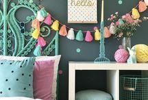 decoración cuarto Gaby