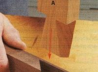 Dovetail Joints Woodworking / Specifically dovetail joints. How to, tips, shortcuts. Everything dovetails.