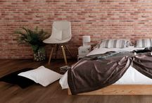 Bedroom Ideas: Sleep in Beauty / Sleep in beauty this season with these fab ideas for decorating your bedroom spaces. From realistic wood effects for the floors and stunning feature tiles for the walls, we have everything you need to create a stylish sanctuary you can relax in at the end of a stressful day at work.