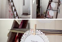 plan de table et escort card