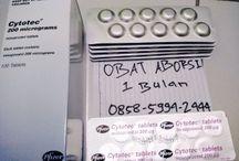 OBAT ABORSI MISOPROSTOL CYTOTEC AMPUH / http://www.obataborsitelatbulan.biz