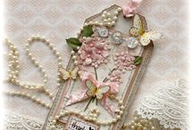 Tags and ATC's / by Jen Waugh