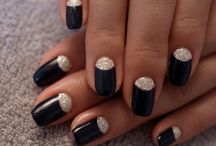 Nails. Short.