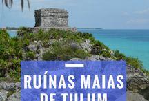 Dicas sobre o México / dicas do blog e inspirações sobre destinos mexicanos