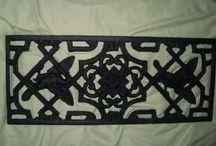 BALCONES-REJAS / Ideas para decorar, BALCONES todos en CARRARA http://www.carrarademoliciones.com.uy/ 22 03 52 17 / 22 00 68 11