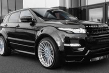 Cars Range Rover