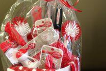 raffle baskets / by Charlene Stetson