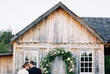Isle Decor / Different ideas for wedding decor