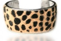 Leather leopard ideas