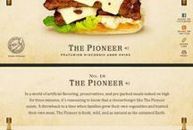 Burgers N' Sandwiches