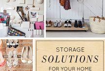Household Organisation - Storage
