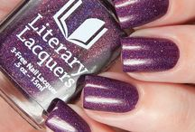 Literary Lacquers Collections