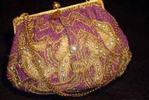 Belle Époque / antique purses, handbags-evening